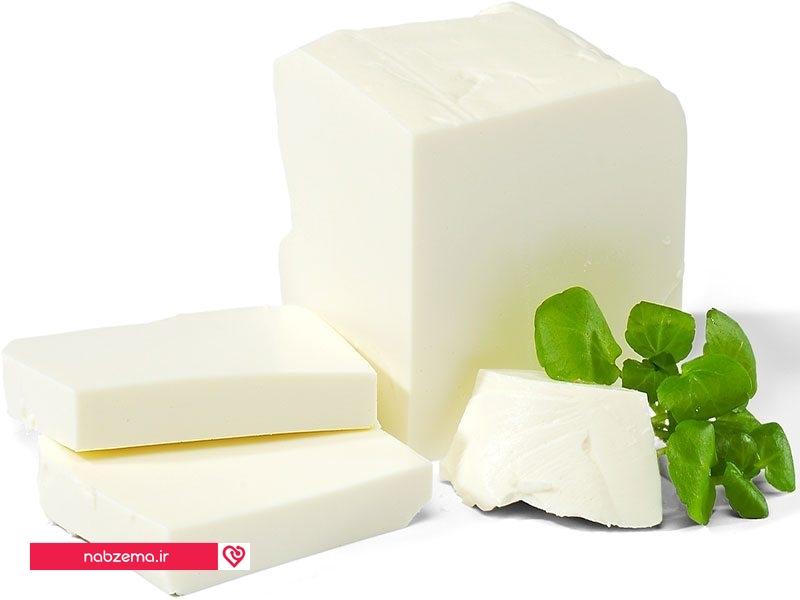 پنیر بدون چربی