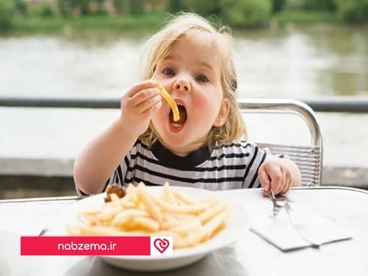 عوارض چاقی کودکان