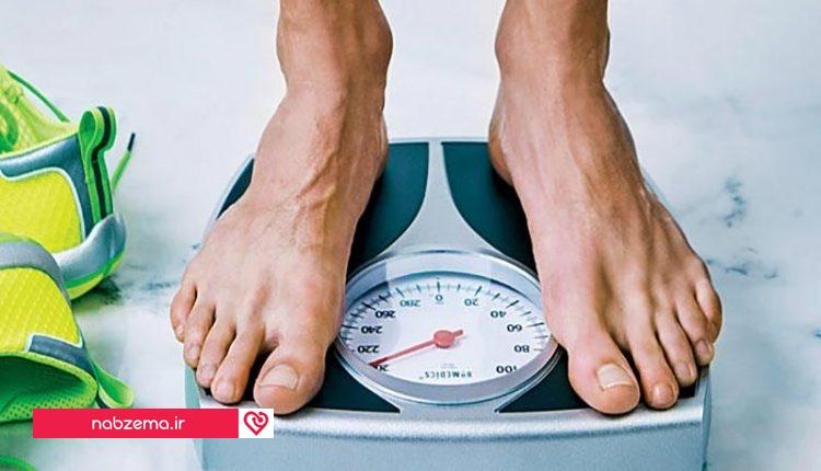 چاق شدن سریع