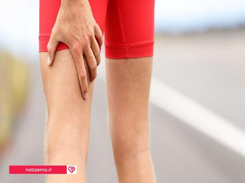 کاهش درد عضله