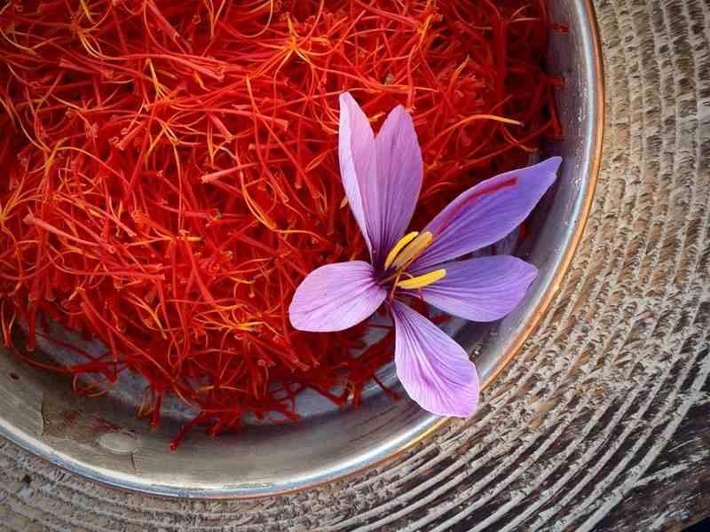 درمان سریع افسردگی با زعفران