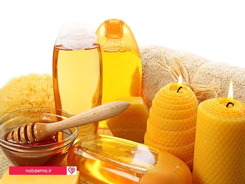درمان بواسیر با عسل