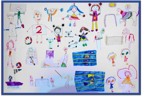 مسابقات ورزشی کودکان