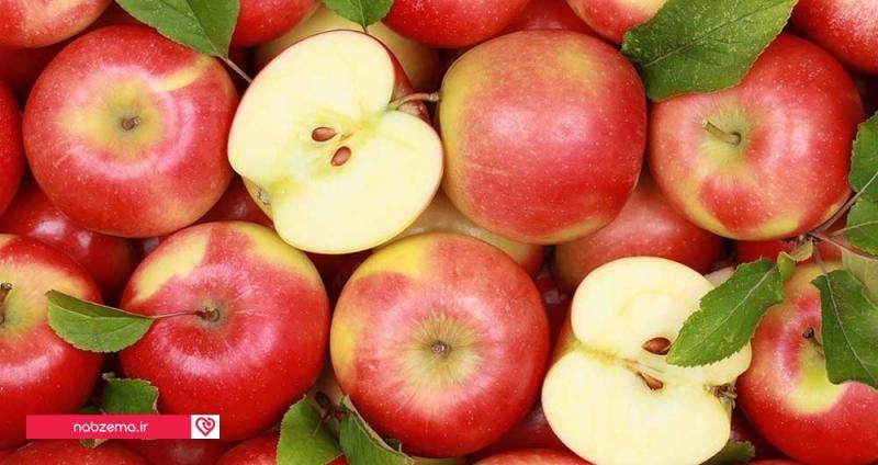 خواص و ارزش غذایی سیب با پوست!