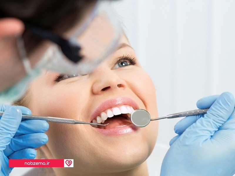 عکس دندان درد در بارداری