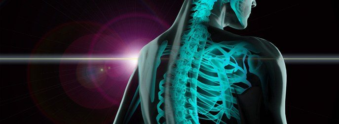 عکس اسکن استخوان