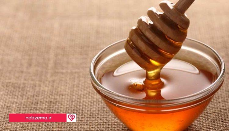 تصویر درمان شقاق مقعدی با عسل