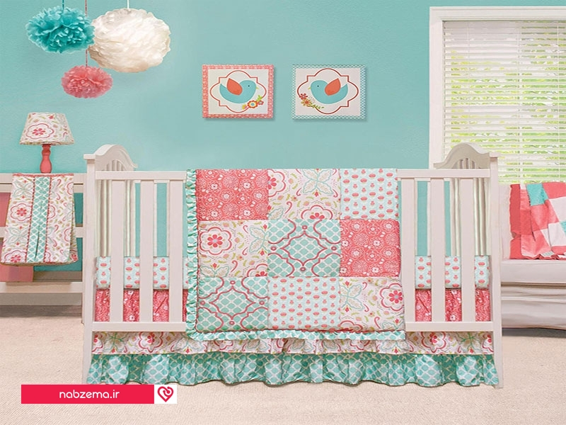 دیزاین اتاق خواب نوزاد