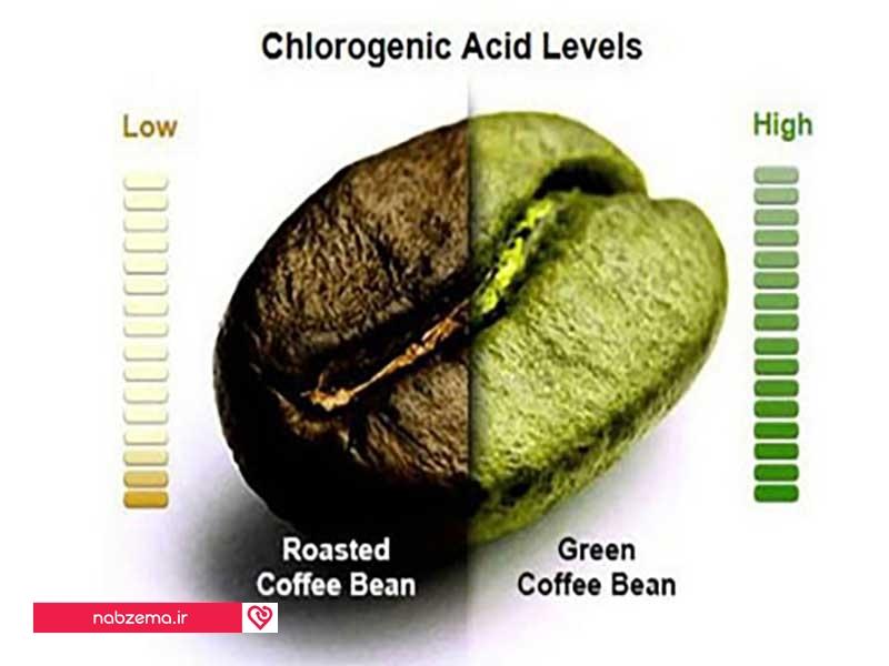 عوارض قهوه سبز , عوارض قهوه سبز در شیردهی , عوارض قهوه سبز در لاغری , عوارض قهوه سبز در بارداری