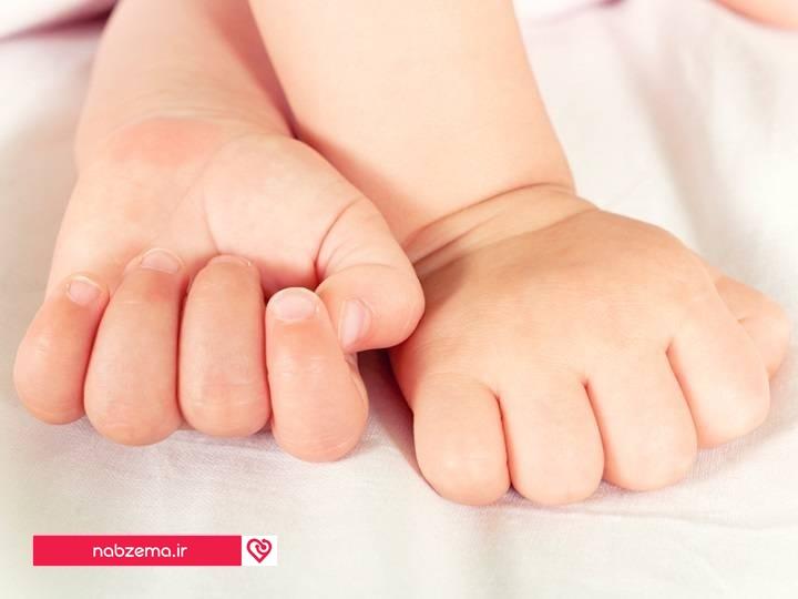 دست نوزاد