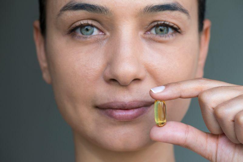 کپسول ویتامین ای برای تنگی واژن