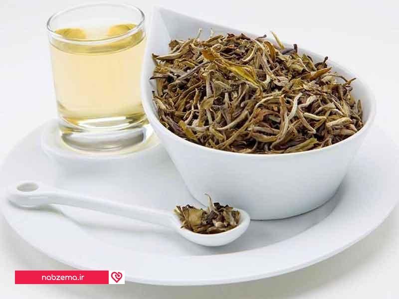 خواص چای سفید برای پوست