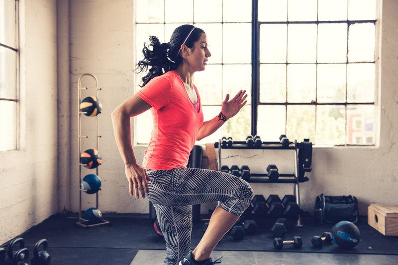 ورزش برای زودتر تمام شدن دوره پریود