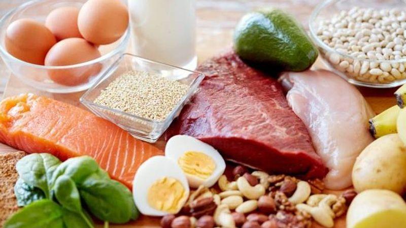 غذاهای غنی در پروتئین