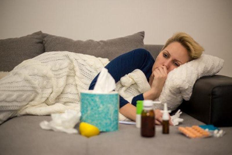 درمان آنفولانزای h1n1