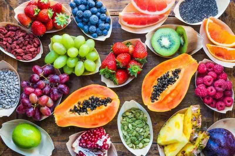 چه میوه هایی پروتئین دارند