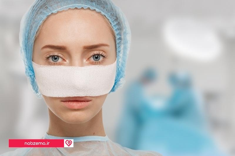 مراقبت بعد از عمل انحراف بینی