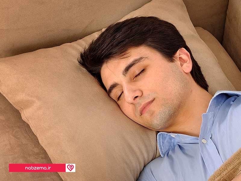 خوابیدن بعد از عمل جراحی بینی