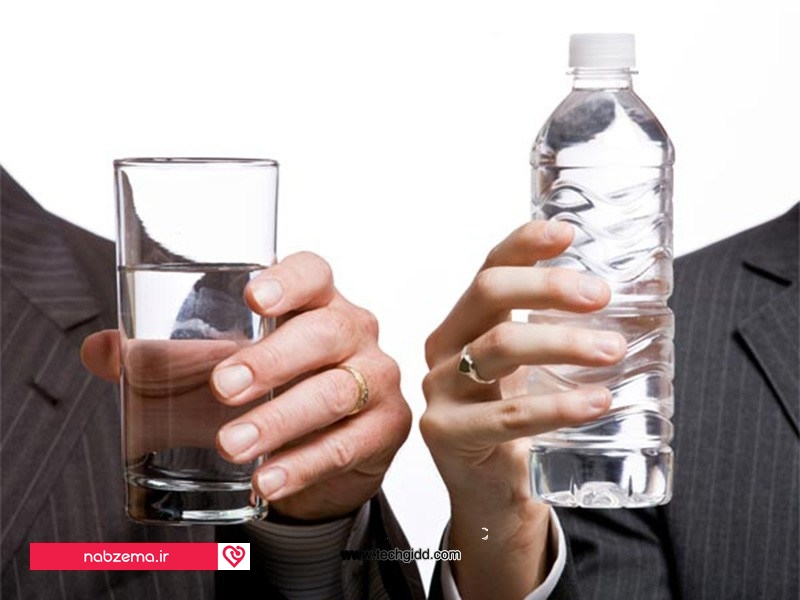 نوشیدن آب و لاغر شدن