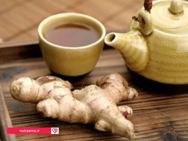 چای گیاهی برای درمان تنفس
