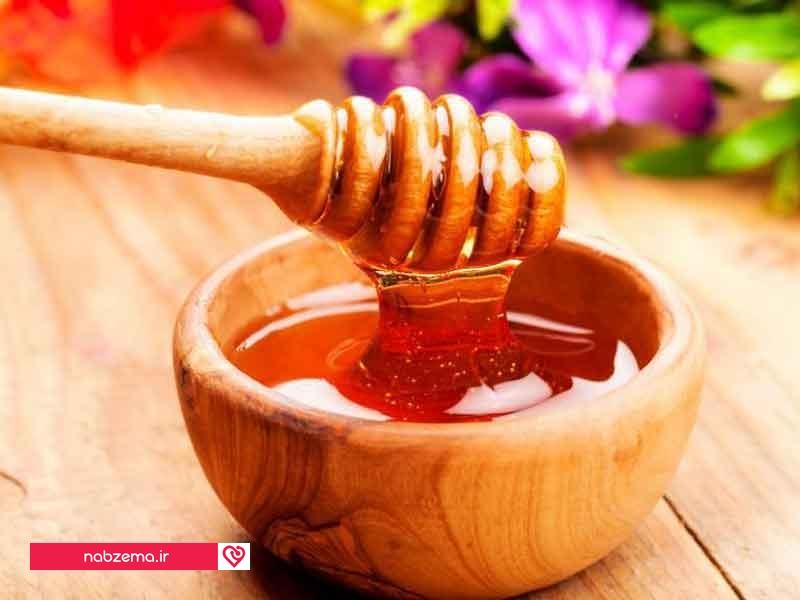 درمان خلط سینه با عسل
