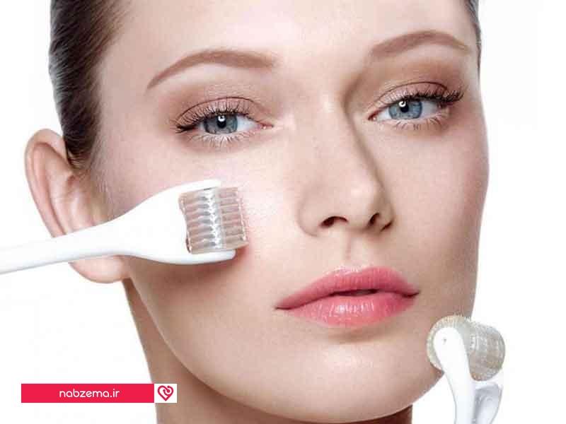 میکرونیدلینگ {hendevaneh.com}{سایتهندوانه}همه چیز درباره میکرونیدلینگ صورت - Skin rejuvenation - همه چیز درباره میکرونیدلینگ صورت