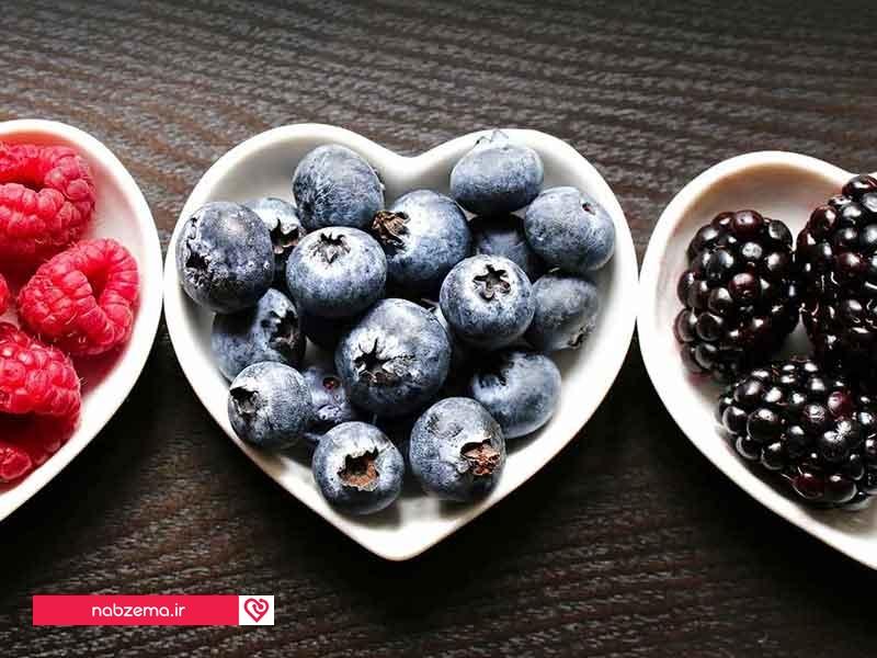 میوه و گیاهان کاهش کلسترول خون