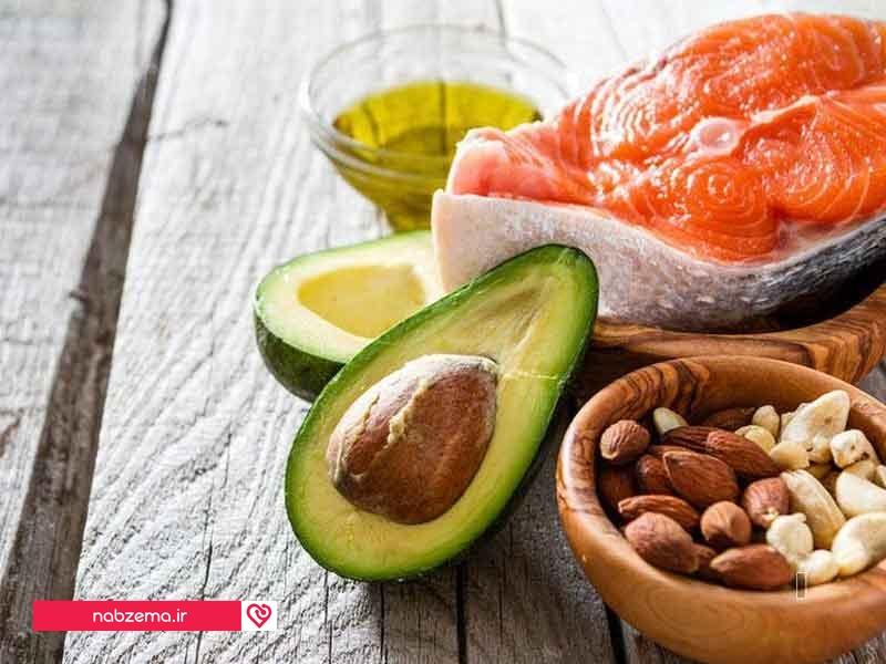 رژیم غذایی کاهش چربی خون