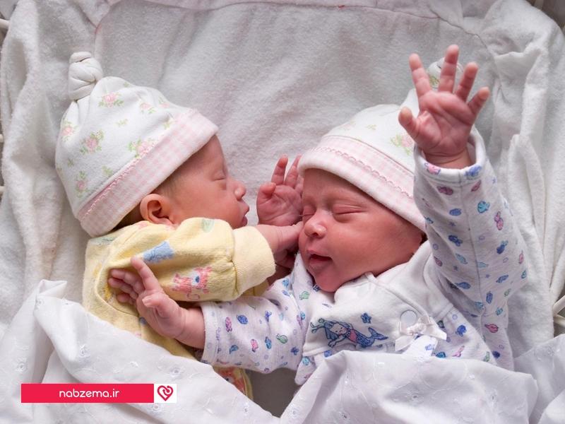 هفته سی بارداری دو قلوزایی