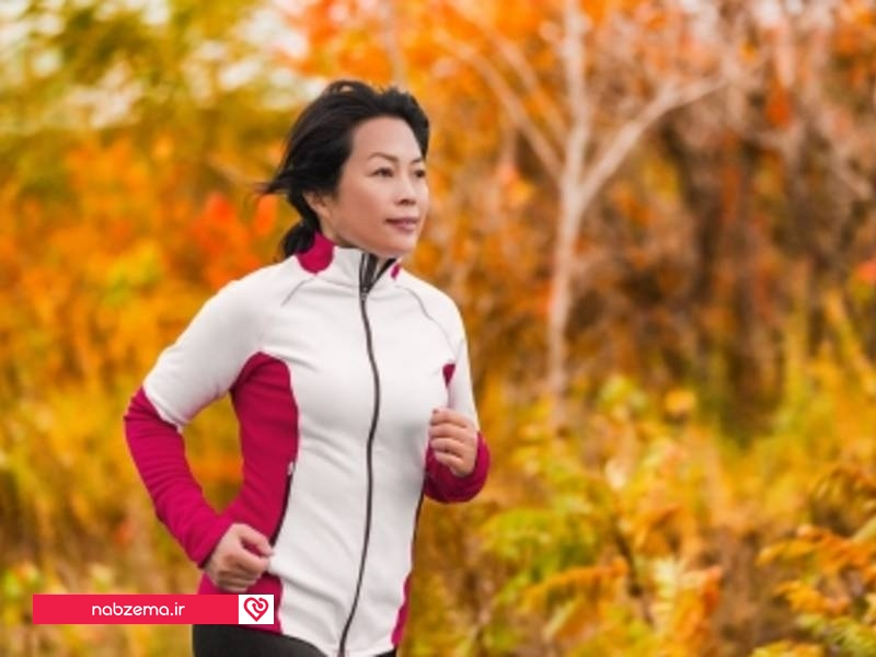 پیاده روی برای تنگی نفس