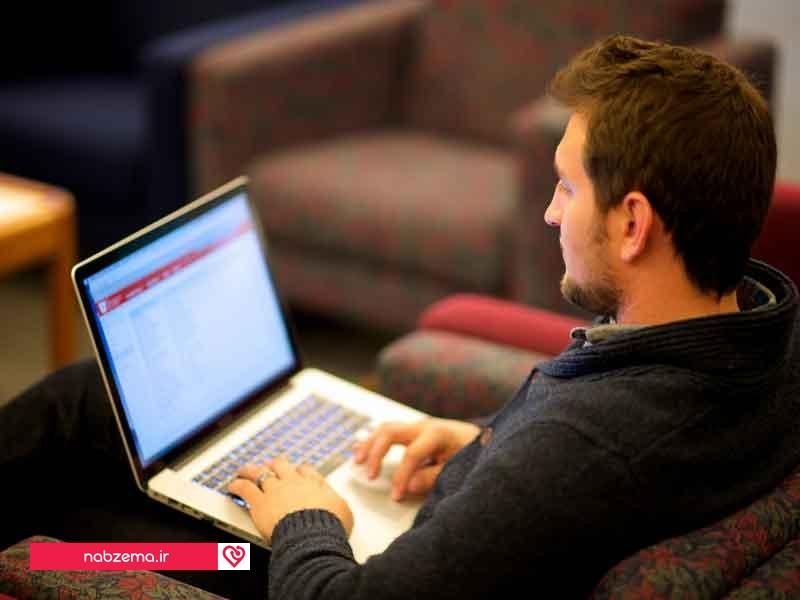 تاثیر لپ تاپ در باروری مردان