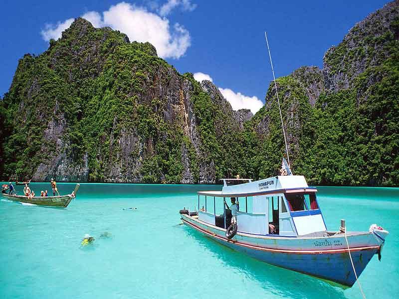 تایلند در کدام قاره است
