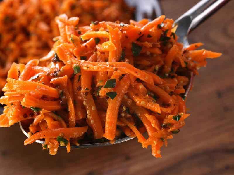 مضرات هویج