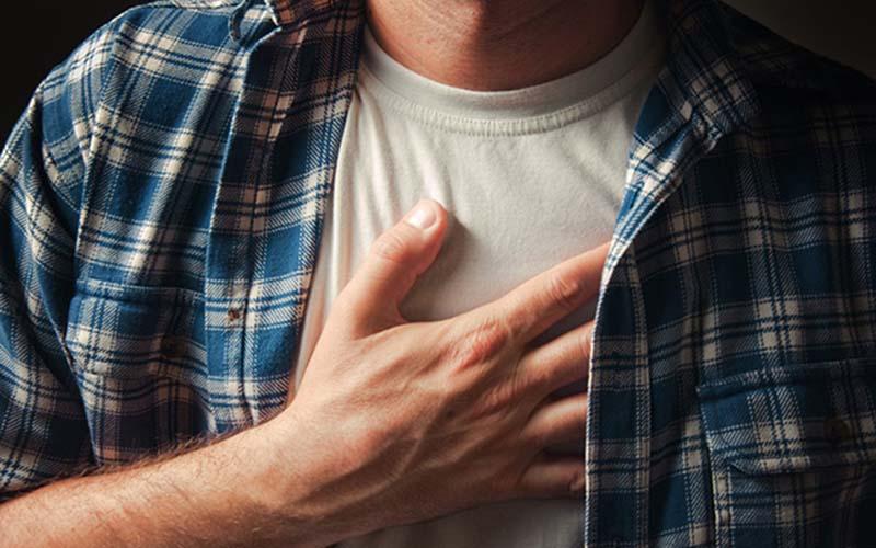 تفاوت درد معده و درد قلب