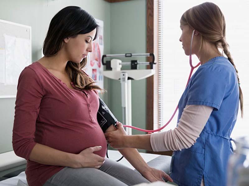 افت فشار خون در بارداری