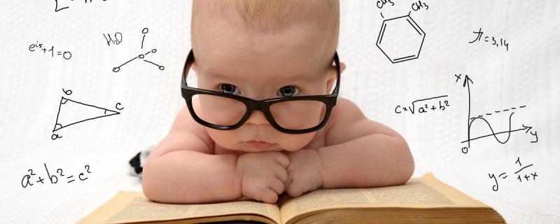 تست هوش نوزاد سه ماهه