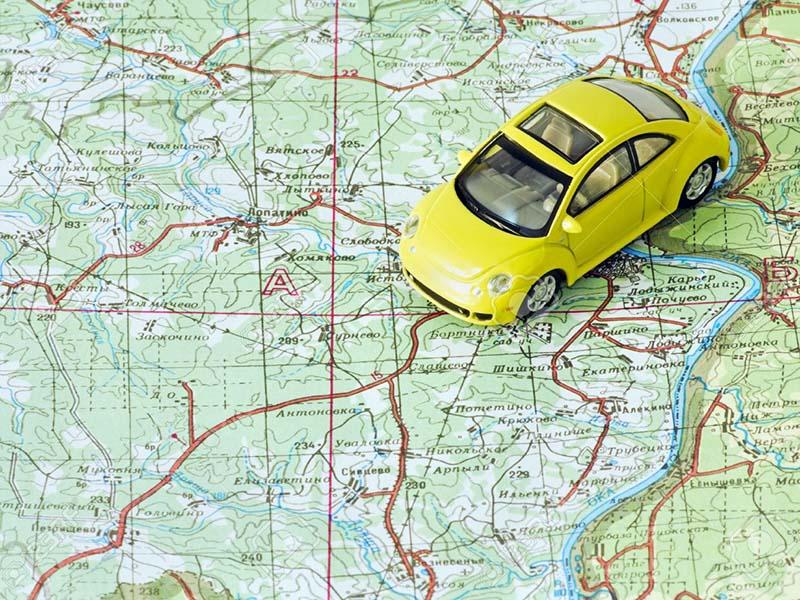 لوازم سفر با ماشین شخصی