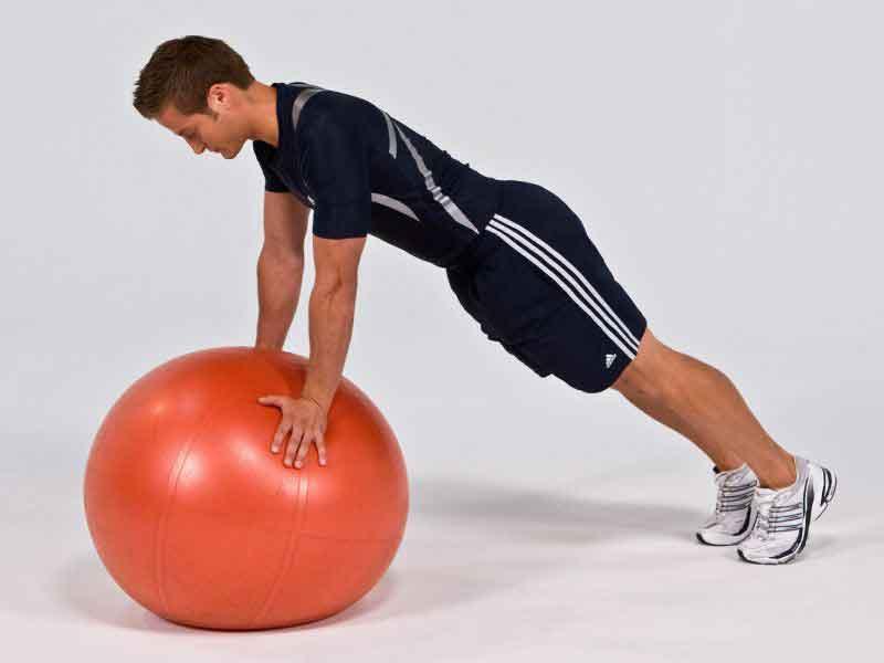 ورزش تقویت شانه