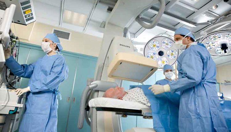 قبل از آنژیوگرافی