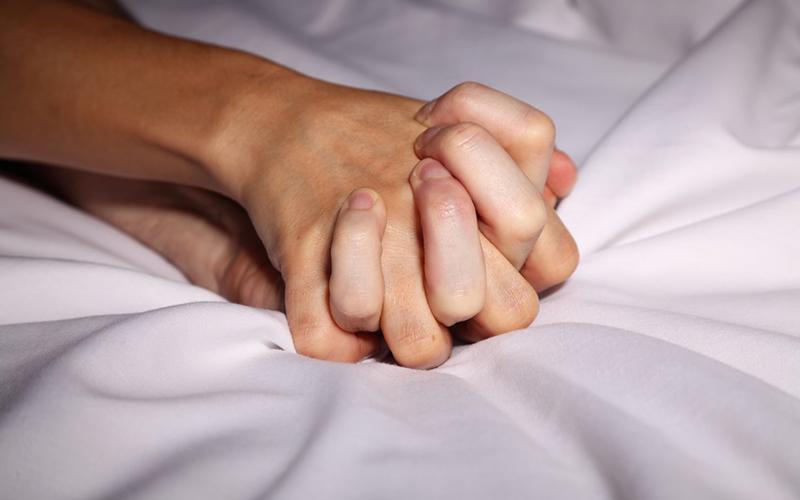 شکستگی دست در رابطه جنسی