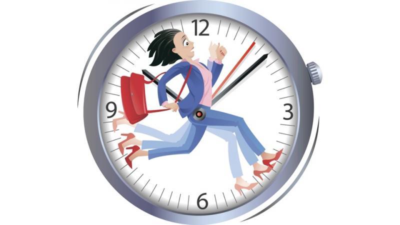 چگونه زمان را مدیریت کنیم؟