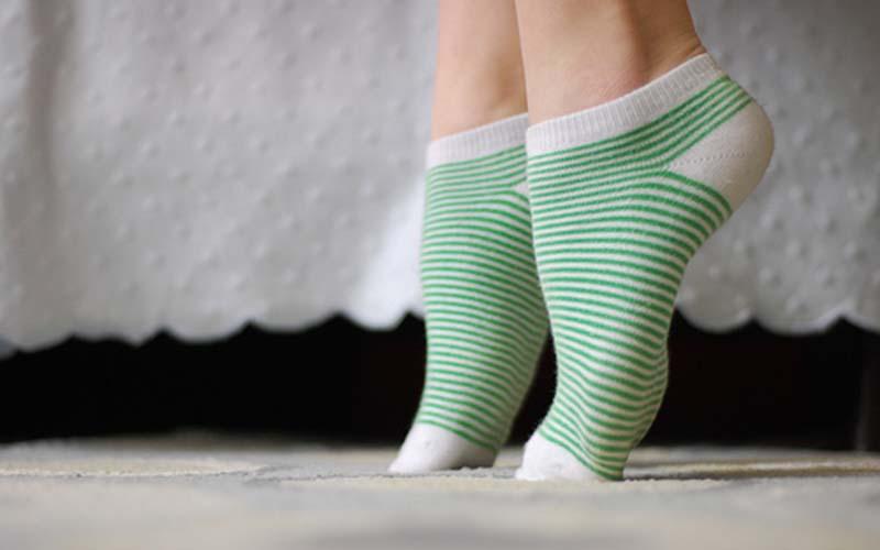 راه رفتن روی نوک پا