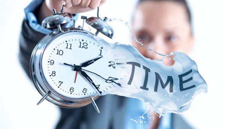 مدیریت زمان و روش های  پیاده سازی آن