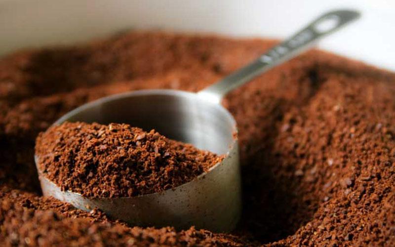درمان سلولیت با قهوه