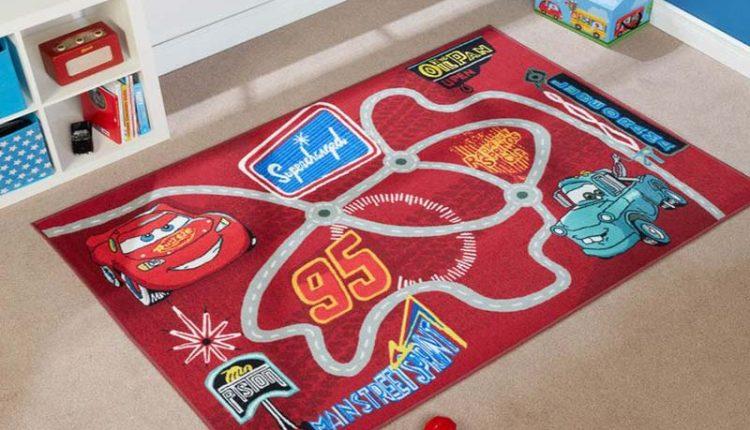 فرش برای اتاق کودک