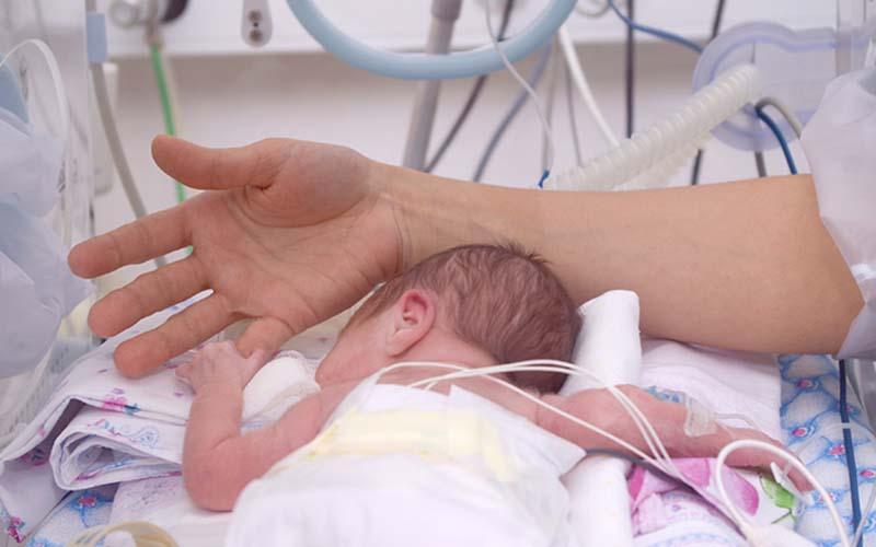 بیماری asd در نوزادان