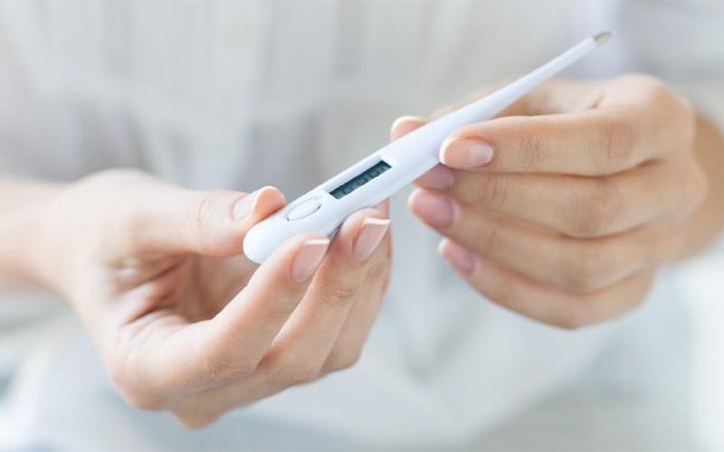 تب در بارداری