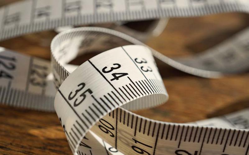 تعیین سایز جوراب واریس