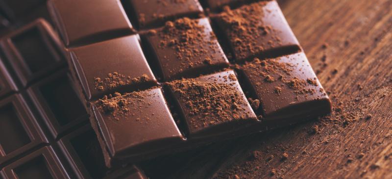 شکلات تلخ برای نعوظ