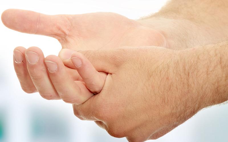 انگشت دست